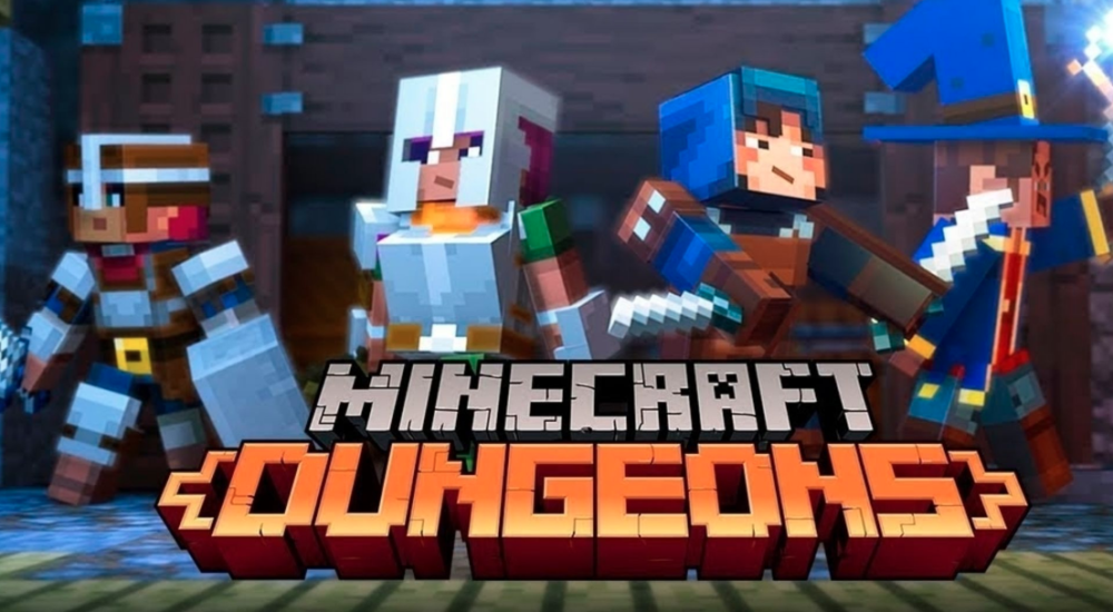 Minecraft Dungeons Download APK for Android iOS
