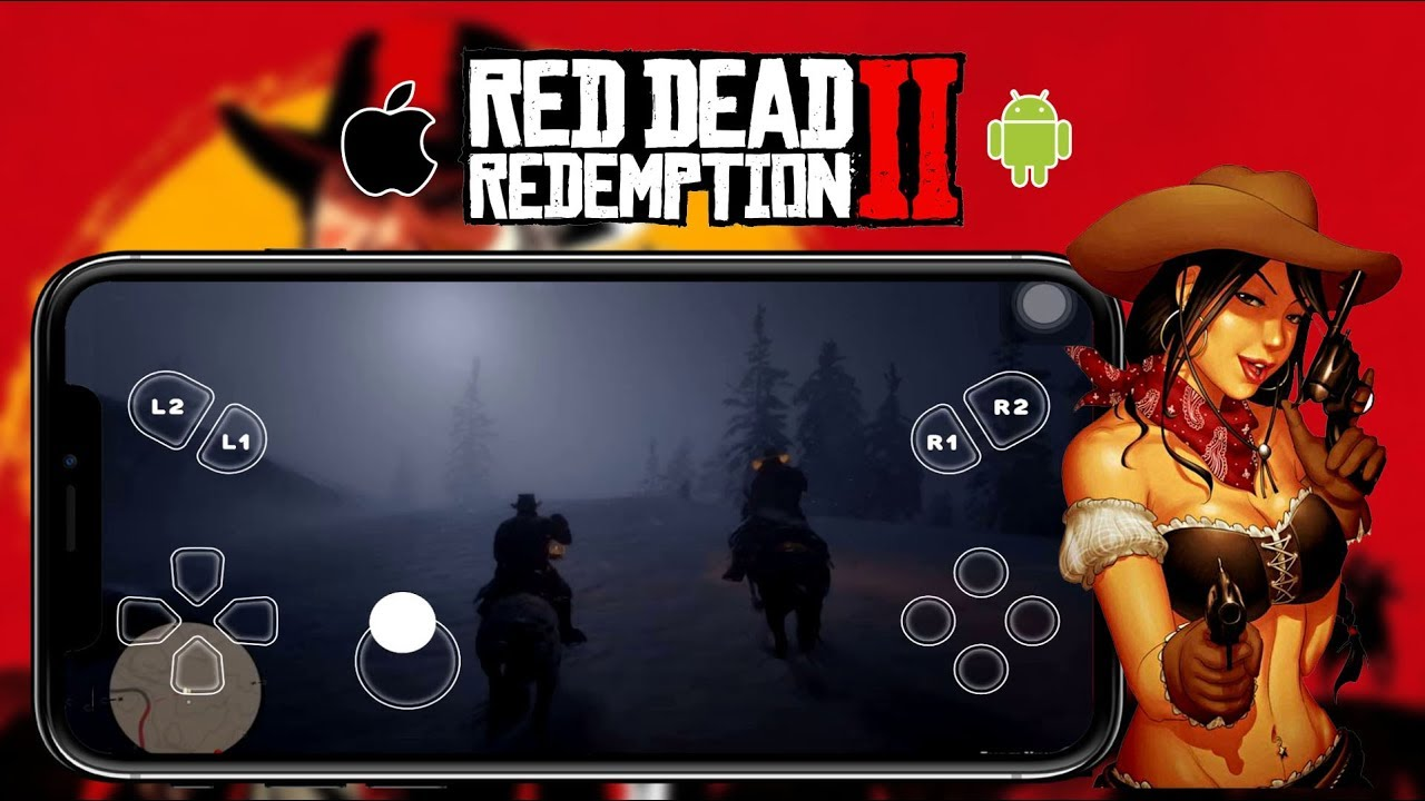Red Dead Redemption 2 Mobile Apk Download For Android Ios