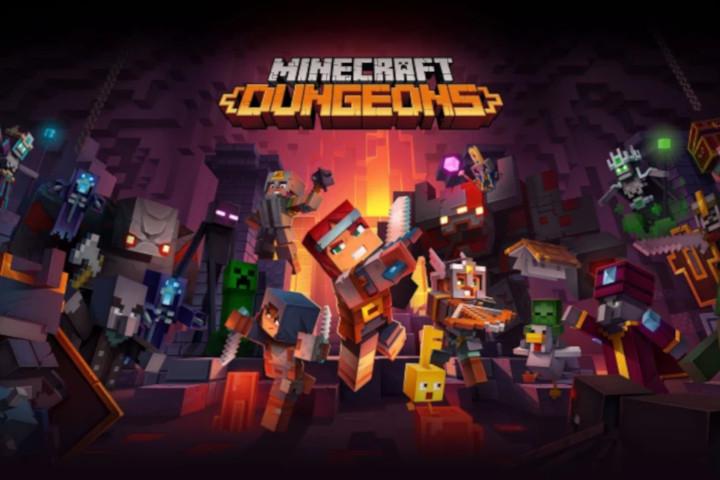 minecraft dungeons download apk