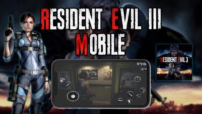 Resident Evil 3 Mobile
