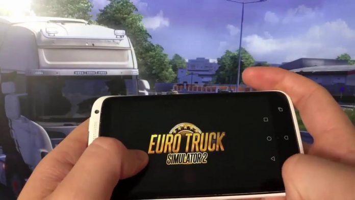 Euro Truck Simulator 2 Mobile