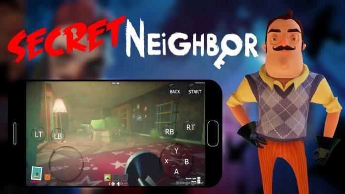Secret Neighbor MOBILE