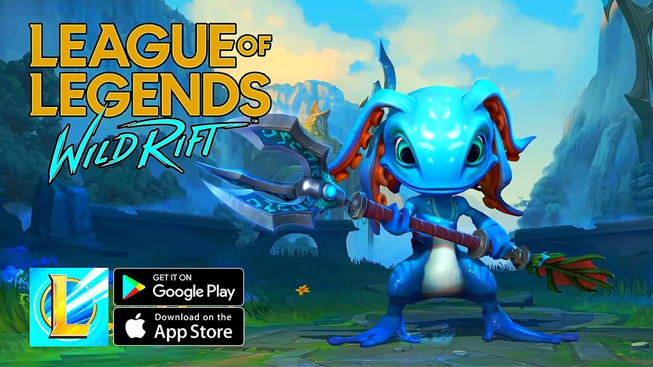 Lol Wild Rift Mobile Download Play League Of Legends Wild Rift On Android Ios