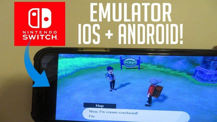 Nintendo Switch Emulator android & iOS