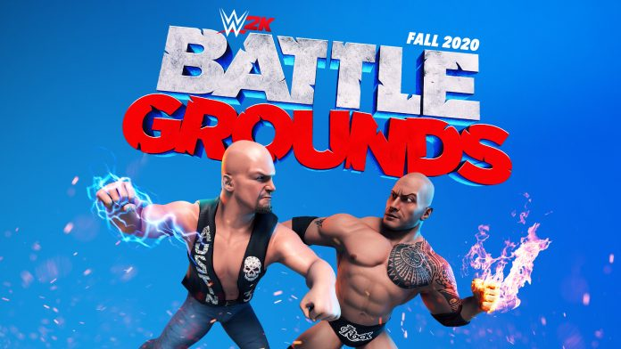 WWE 2K Battlegrounds mobile