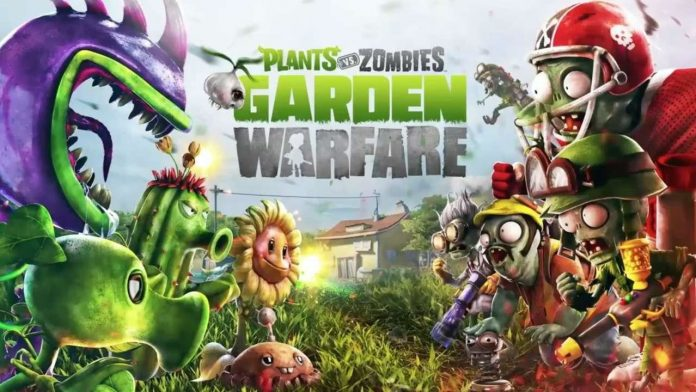 Plants Vs Zombies Garden Warfare Mobile