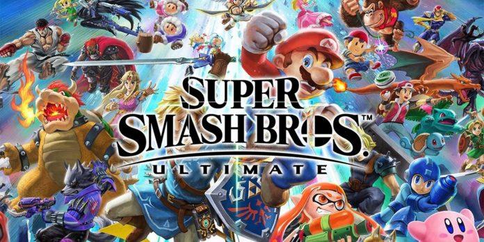 Super Smash Bros Ultimate mobile