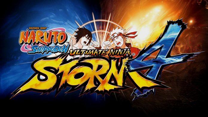 Naruto Shippuden Ultimate Ninja Storm 4 MOBILE