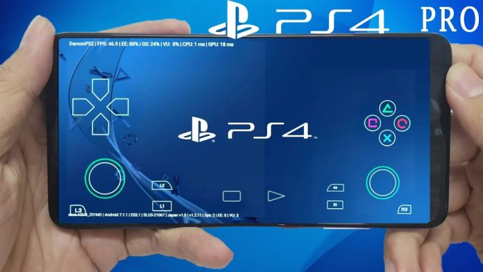 PS4 Emulator for Mobile