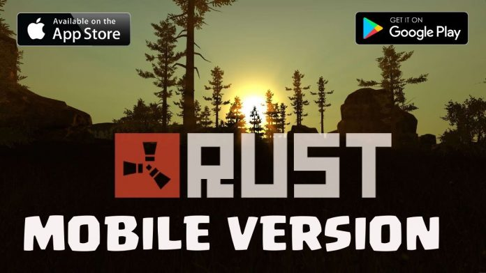 rust mobile