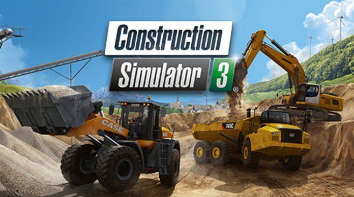 Construction Simulator 3 mobile