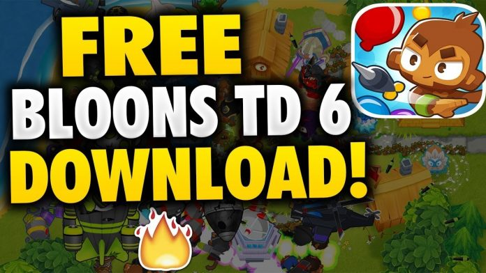 Bloons Td 6 Mobile