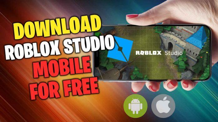Roblox Studio Mobile