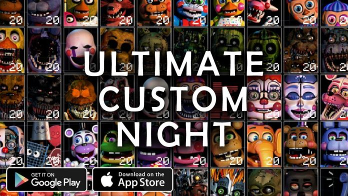 Ultimate Custom Night mobile