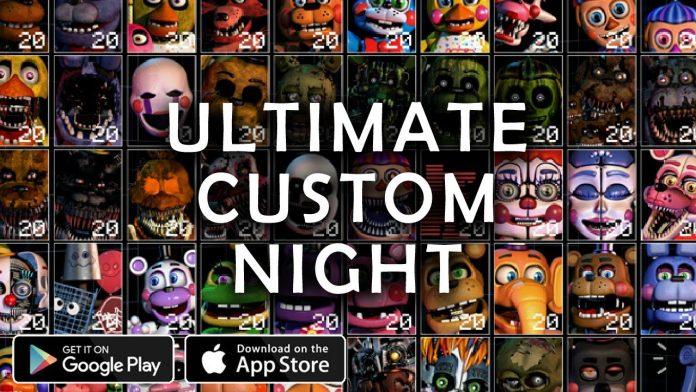 Ultimate Custom Night mobile
