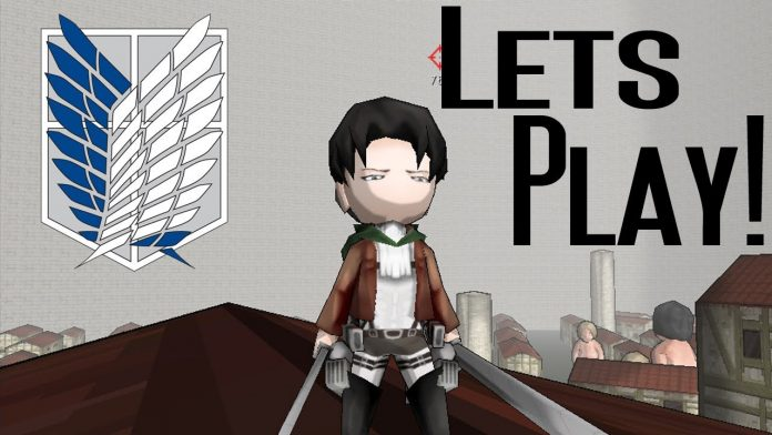 Attack On Titan Fan Made Mobile