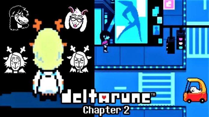 Deltarune Chapter 2 Mobile